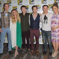 El equipo de 'Falling Skies' en la Comic-Con 2015