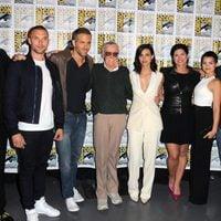 El equipo de 'Deadpool' y Stan Lee en la Comic-Con 2015