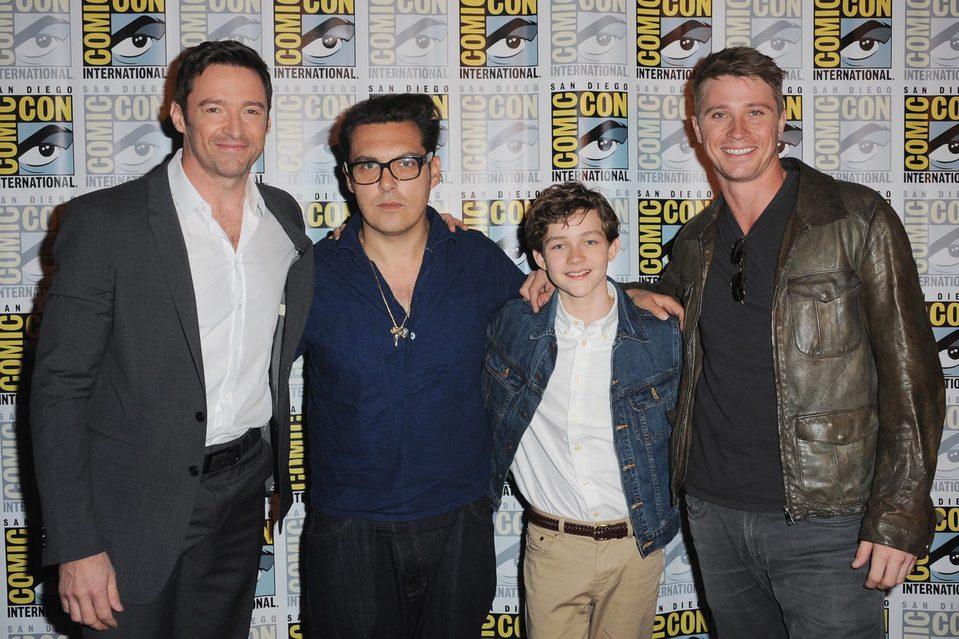 El equipo de 'Pan (Viaje a Nunca Jamás)' en la Comic-Con 2015
