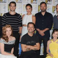 El equipo de 'Batman v Superman: El amanecer de la justicia' en la Comic-Con 2015