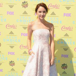 Haley Ramm llega a los Teen Choice Awards 2015