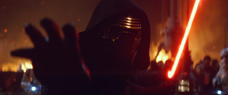 Star Wars: Episodio VII - El despertar de la fuerza, fotograma 4 de 47