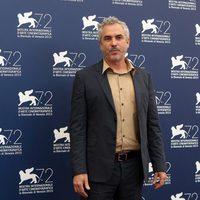 Alfonso Cuarón en la 72ª edición del Festival de Venecia