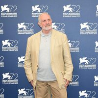 Brian De Palma en la 72ª edición del Festival de Venecia