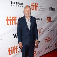 Patrick Stewart at the Toronto International Film Festival 2015