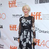 Helen Mirren en el Festival de Toronto 2015