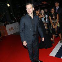 Matt Damon en el Festival de Toronto 2015