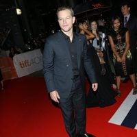 Matt Damon at the Toronto International FIlm Festival 2015