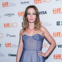 Emily Blunt at the Toronto International Film Festival 2015