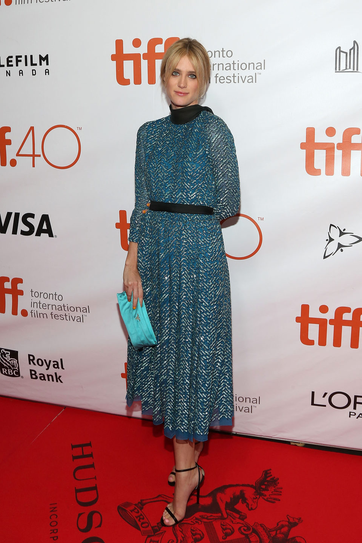 Mackenzie Davis en el Festival de Toronto 2015