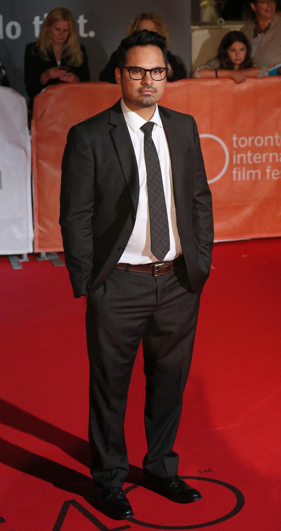 Michael Peña en el Festival de Toronto 2015