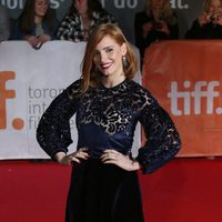 Jessica Chastain at the Toronto Film Festival 2015