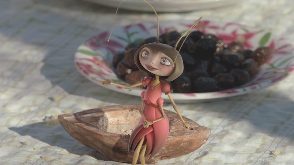 Pinocho y su amiga Coco, fotograma 4 de 10