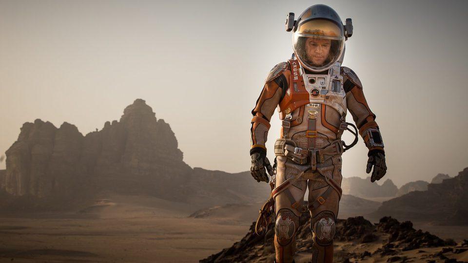 Marte (The Martian), fotograma 4 de 27