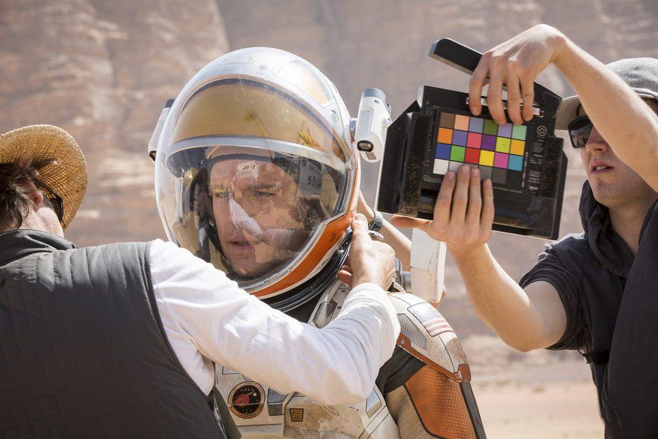 Marte (The Martian), fotograma 2 de 27