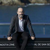 Javier Cámara en el Festival de Cine de San Sebastián 2015
