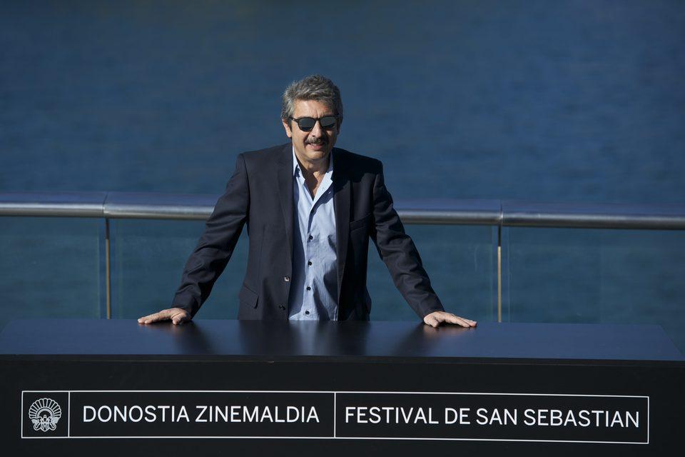 Ricardo Darín en el Festival de Cine de San Sebastián 2015