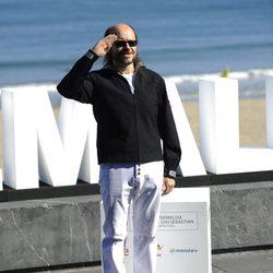 Santiago Segura en el Festival de Cine de San Sebastián 2015