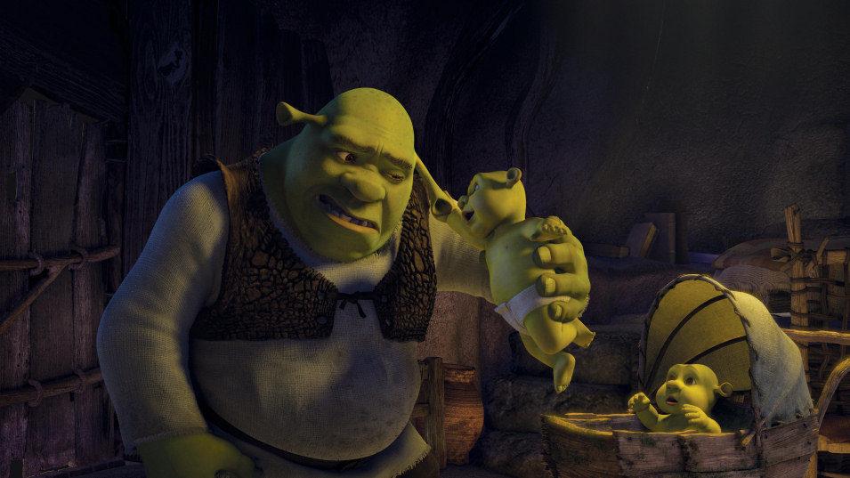 Shrek Tercero, fotograma 3 de 33