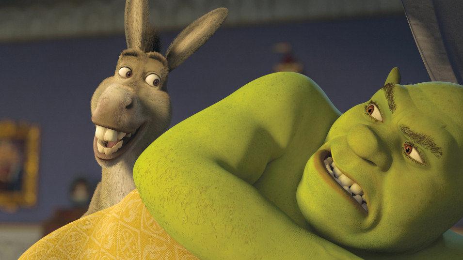 Shrek Tercero, fotograma 8 de 33