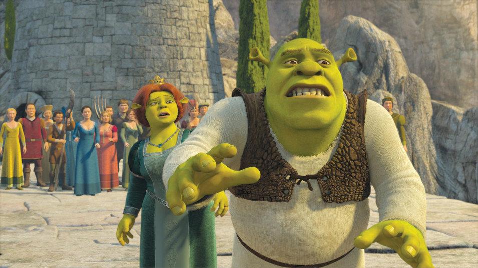 Shrek Tercero, fotograma 9 de 33