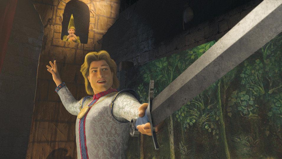 Shrek Tercero, fotograma 10 de 33