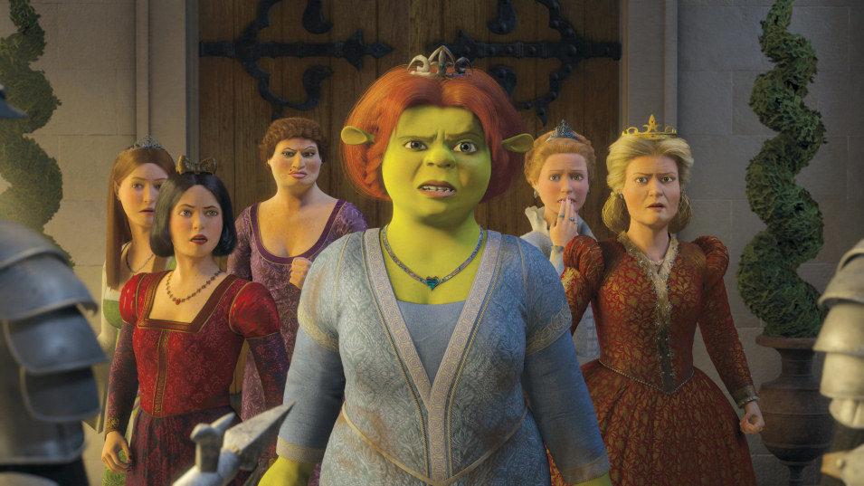 Shrek Tercero, fotograma 12 de 33