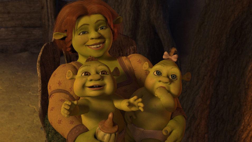 Shrek Tercero, fotograma 13 de 33