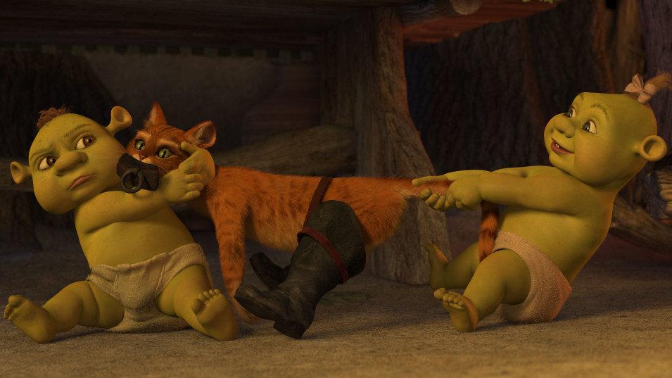 Shrek Tercero, fotograma 14 de 33