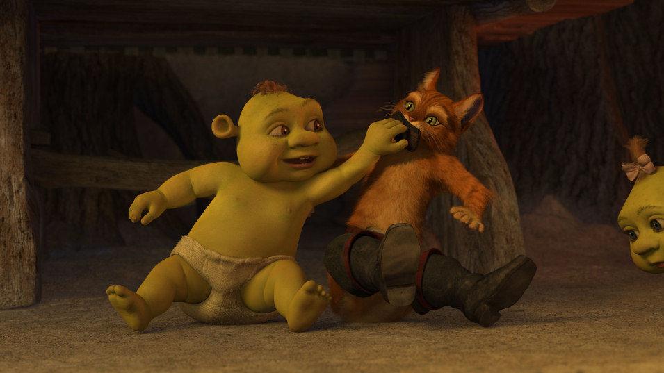 Shrek Tercero, fotograma 15 de 33