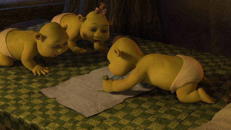 Shrek Tercero, fotograma 16 de 33