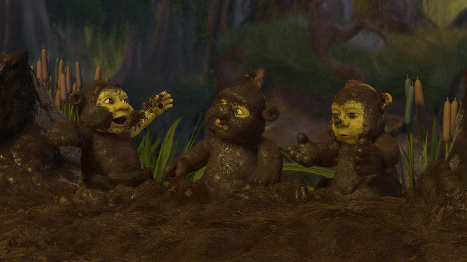 Shrek Tercero, fotograma 17 de 33