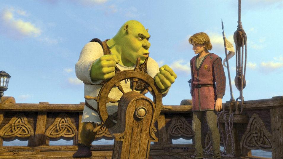 Shrek Tercero, fotograma 19 de 33