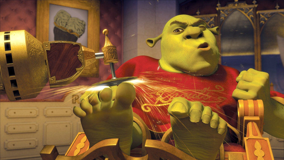 Shrek Tercero, fotograma 24 de 33