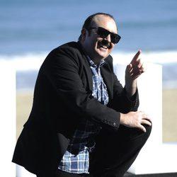 Carlos Areces en el Festival de Cine de San Sebastián 2015