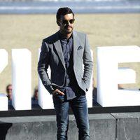 Mario Casas posa en el Festival de Cine de San Sebastián 2015