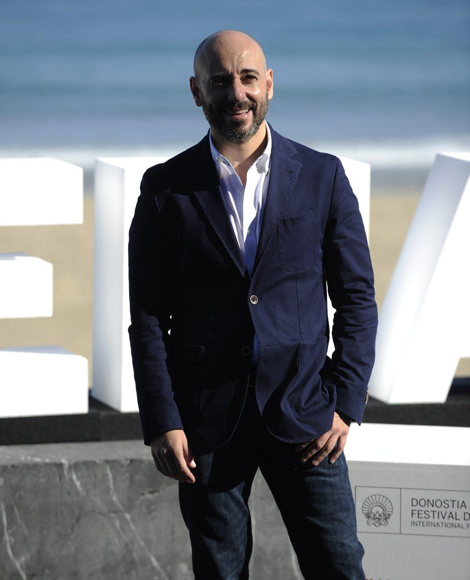 Jaime Ordoñez en el Festival de Cine de San Sebastián 2015