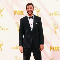 Pablo Schreiber at the red carpet at the Emmys 2015