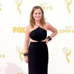 Amy Poehler en la alfombra roja de los Premios Emmy 2015