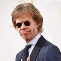 William H. Macy at the 2015 Emmy Awards red carpet