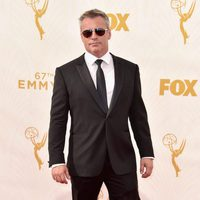Matt LeBlanc at the 2015 Emmy Awards red carpet