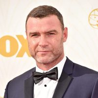 Liev Schreiber at the 2015 Emmy Awards red carpet