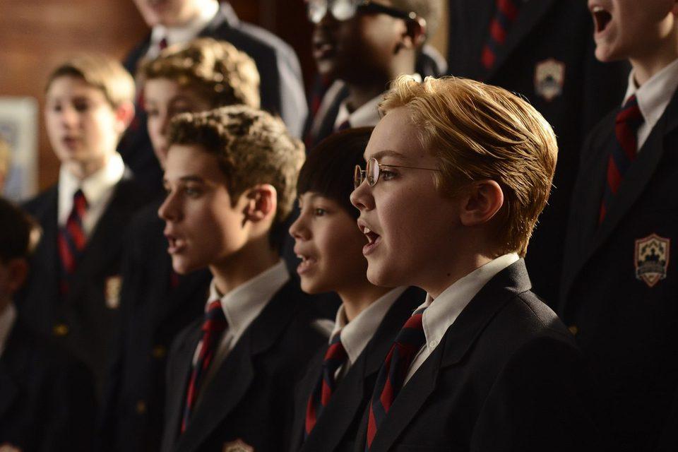 El coro, fotograma 4 de 8