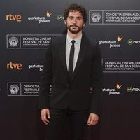 Paco Leon attends the red carpet for the 63rd San Sebastian Film Festival Closing Ceremony