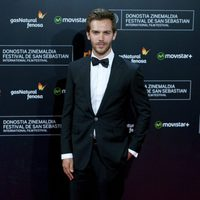 Marc Clotet asiste a la alfombra roja de la 63 ceremonia de clausura del Festival de Cine de San Sebastián