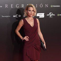 Ana Fernández García en la Premiere de 'Regresión' en Madrid