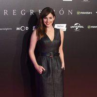 Andrea Duro en la Premiere de 'Regresión' en Madrid