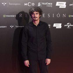 Antonio Pagudo en la Premiere de 'Regresión' en Madrid