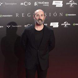 Javier Cámara en la Premiere de 'Regresión' en Madrid