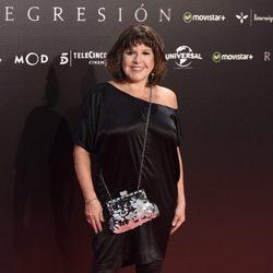 Loles León en la Premiere de 'Regresión' en Madrid
